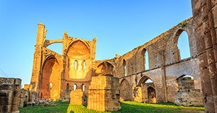 chypre ruines historiques