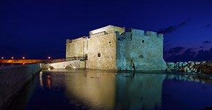 château fort chypre