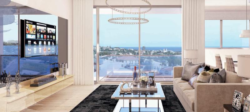 seafront limassol property
