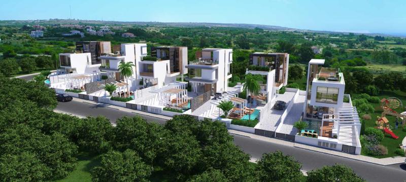 ayia napa seafront property