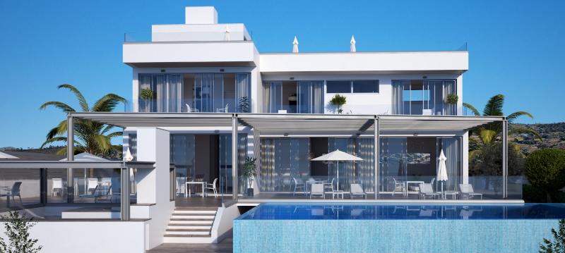 cyprus seafront villa