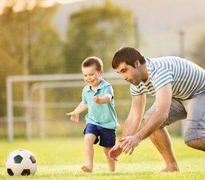 child football grass